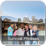 English Beginner Survival Phrases for iPad