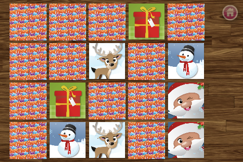 Screenshot Heydooda! X-mas matching game for kids